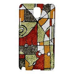 Multicolored Abstract Tribal Print Samsung Galaxy Note 3 N9005 Hardshell Case