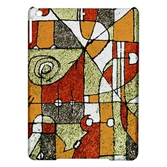 Multicolored Abstract Tribal Print Apple iPad Air Hardshell Case