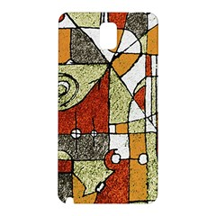 Multicolored Abstract Tribal Print Samsung Galaxy Note 3 N9005 Hardshell Back Case