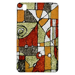 Multicolored Abstract Tribal Print Samsung Galaxy Tab Pro 8.4 Hardshell Case