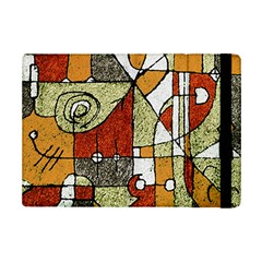 Multicolored Abstract Tribal Print Apple Ipad Mini 2 Flip Case
