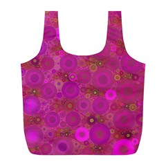 Pinka Dots  Reusable Bag (l)