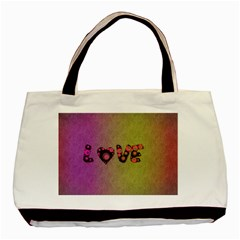 Love Abstract  Classic Tote Bag