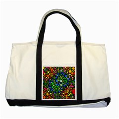 Bling Skiddles Two Toned Tote Bag