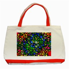 Bling Skiddles Classic Tote Bag (Red)