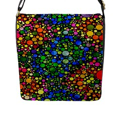 Bling Skiddles Flap Closure Messenger Bag (Large)