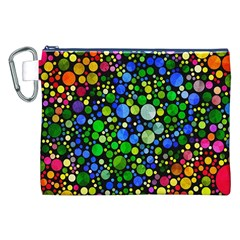 Bling Skiddles Canvas Cosmetic Bag (XXL)