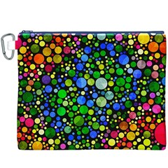 Bling Skiddles Canvas Cosmetic Bag (XXXL)
