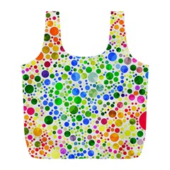 Neon Skiddles Reusable Bag (L)