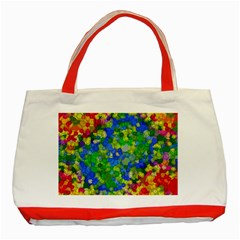 Skiddles Classic Tote Bag (red)