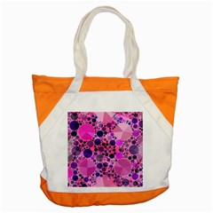 Pink Bling  Accent Tote Bag