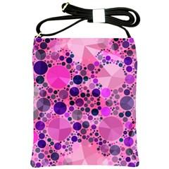 Pink Bling  Shoulder Sling Bag