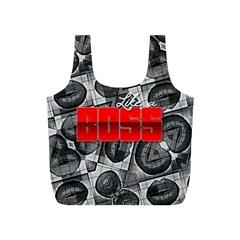 Like A Boss Sassy Lips  Reusable Bag (s)