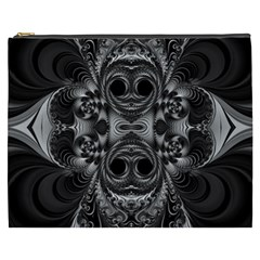 Blackened  Cosmetic Bag (xxxl)