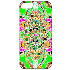 Florescent Abstract  Apple Iphone 5 Classic Hardshell Case