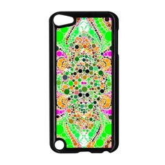 Florescent Abstract  Apple iPod Touch 5 Case (Black)