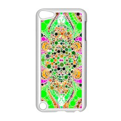 Florescent Abstract  Apple Ipod Touch 5 Case (white)