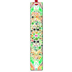 Florescent Abstract  Large Bookmark