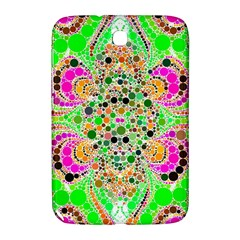 Florescent Abstract  Samsung Galaxy Note 8 0 N5100 Hardshell Case
