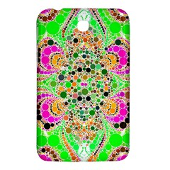 Florescent Abstract  Samsung Galaxy Tab 3 (7 ) P3200 Hardshell Case