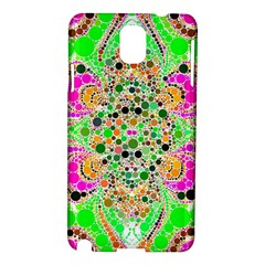 Florescent Abstract  Samsung Galaxy Note 3 N9005 Hardshell Case