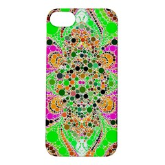 Florescent Abstract  Apple iPhone 5S Hardshell Case