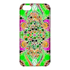Florescent Abstract  Apple Iphone 5c Hardshell Case