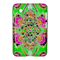 Florescent Abstract  Samsung Galaxy Tab 2 (7 ) P3100 Hardshell Case