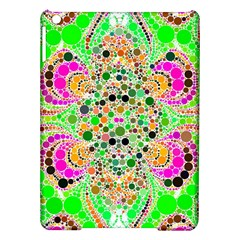 Florescent Abstract  Apple iPad Air Hardshell Case