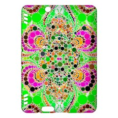Florescent Abstract  Kindle Fire Hdx Hardshell Case
