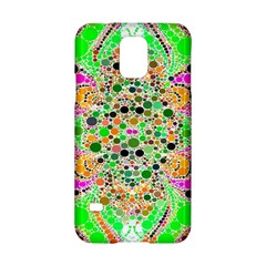 Florescent Abstract  Samsung Galaxy S5 Hardshell Case