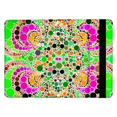 Florescent Abstract  Samsung Galaxy Tab Pro 12.2  Flip Case