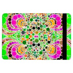 Florescent Abstract  Apple iPad Air Flip Case