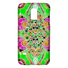 Florescent Abstract  Samsung Galaxy S5 Mini Hardshell Case