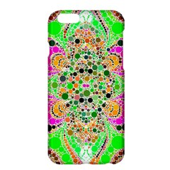 Florescent Abstract  Apple iPhone 6 Plus Hardshell Case