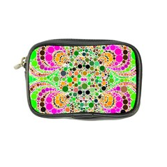 Florescent Abstract  Coin Purse