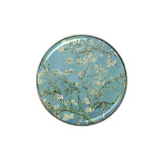 Vincent Van Gogh, Almond Blossom Golf Ball Marker 10 Pack (for Hat Clip)