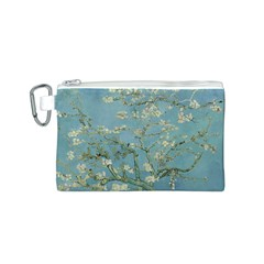 Vincent Van Gogh, Almond Blossom Canvas Cosmetic Bag (Small)