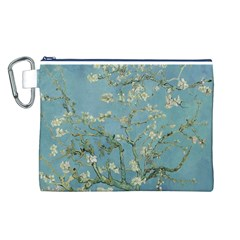 Vincent Van Gogh, Almond Blossom Canvas Cosmetic Bag (Large)