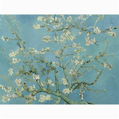 Vincent Van Gogh, Almond Blossom Canvas 12  X 16  (unframed)
