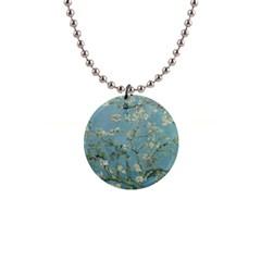 Vincent Van Gogh, Almond Blossom Button Necklace