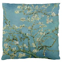 Vincent Van Gogh, Almond Blossom Large Flano Cushion Case (One Side)