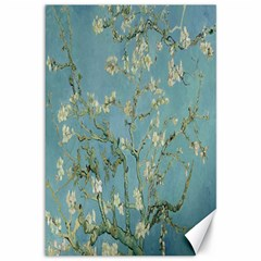 Vincent Van Gogh, Almond Blossom Canvas 12  X 18  (unframed)