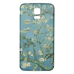 Vincent Van Gogh, Almond Blossom Samsung Galaxy S5 Back Case (White)