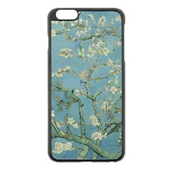 Vincent Van Gogh, Almond Blossom Apple Iphone 6 Plus Black Enamel Case