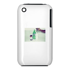 Dirty $prite Apple iPhone 3G/3GS Hardshell Case (PC+Silicone)