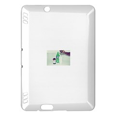 Dirty $prite Kindle Fire HDX Hardshell Case