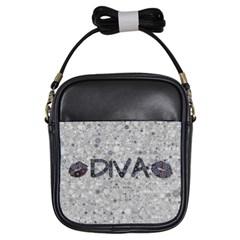 Sassy Diva  Girl s Sling Bag