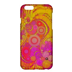 Super Bright Abstract Apple Iphone 6 Plus Hardshell Case