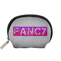 Fancy Abstract  Accessory Pouch (small)